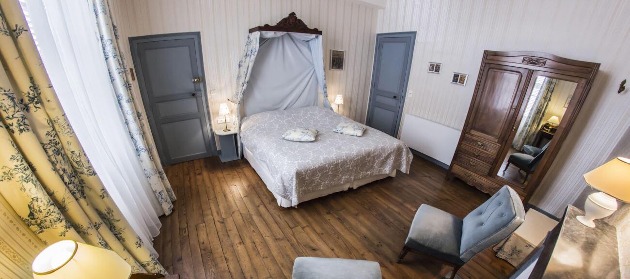 chateau de Lahitte Rooms Chambres